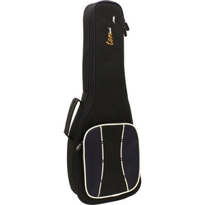 Tom & Will Ukulele Gig Bag 20mm - Tenor - Black / Navy Blue