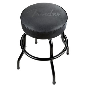 "Fender Barstool 24"" - Blackout"