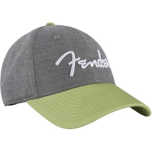 Fender Cap - California Series Chambray Logo - ONE SIZE