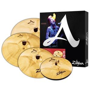 Zildjian A Custom Matched Cymbal Set