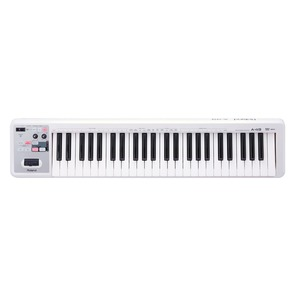 Roland 49-key USB MIDI Controller Keyboard - White