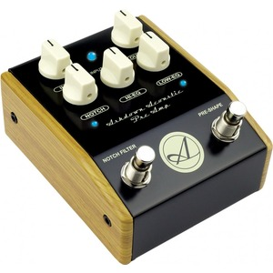 Ashdown AA Pedal - Acoustic Guitar Preamp Pedal