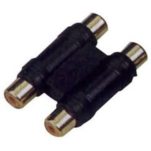 Stagg 2 Female RCA - 2 Female RCA 2 Pack