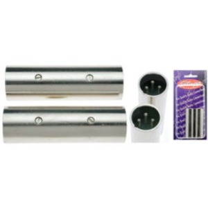 Stagg Male XLR - Male XLR Adapter - 2 Pack
