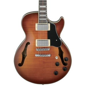 Ibanez AGS73FM Artcore Semi Hollow Electric Guitar - Violin Sunburst