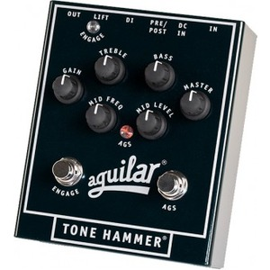 Aguilar Tone Hammer - Bass Preamp / D.I Pedal