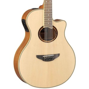 Yamaha APX700 II - Natural - 12 String