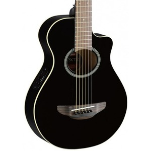 Yamaha APX T2 Travel Electro Acoustic - Black