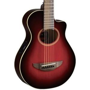 Yamaha APX T2 Travel Electro Acoustic - Dark Red Burst