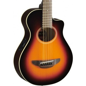 Yamaha APX T2 Travel Electro Acoustic - Old Violin Sunburst
