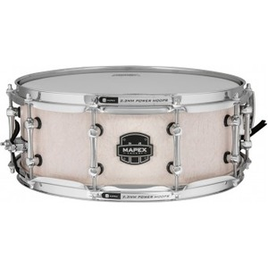 """Mapex Peacemaker Armory Series 14"""" x 5.5"""" Maple / Walnut Snare"""
