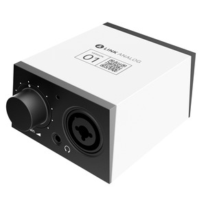 Bandlab Link Analog -  iOS/Android Audio Interface
