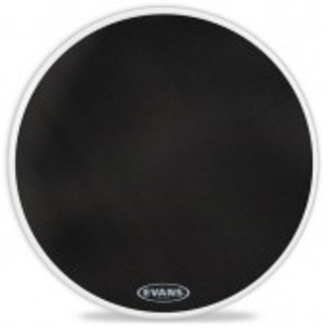 Evans Retro Screen Resonant Bass Drum Head - 22""