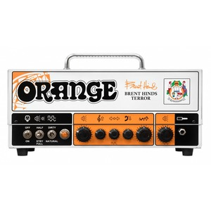 Orange Brent Hinds Terror - 15w Valve Guitar Head