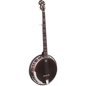Barnes And Mullins BJ400 Rathbone 5 String Banjo
