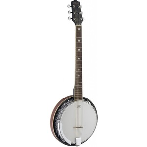 Stagg 6 (SIX) String Banjo - 30 Hook