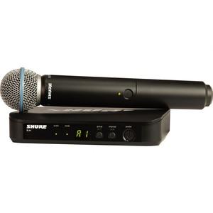 Shure BLX24/B58 Handheld Wireless Microphone System