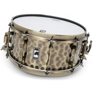 """Mapex Black Panther 'The Sledge Hammer - 14""""x6.5"""" Hammered Brass Snare"""