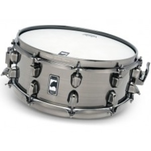 "Mapex Black Panther 'The Blade' - 14""x5.5"" Steel Snare"