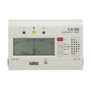 Korg CA50 Chromatic Tuner