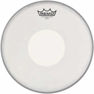 Remo CS Coated White Dot - 14""