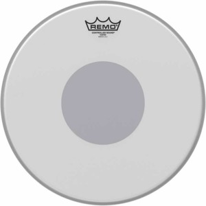 Remo CS Coated Black Dot - 14""