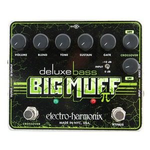 Electro Harmonix DELUXE Bass Big Muff Pi - Bass Distortion