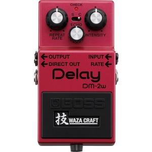 Boss DM-2w Delay Pedal - Waza Craft Series