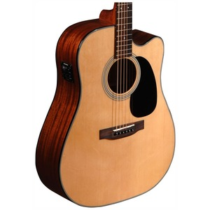 Sigma DMC1STE+ Cutaway Electro Acoustic - Natural