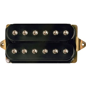 Dimarzio DP153 Fred - Standard Spacing - Black