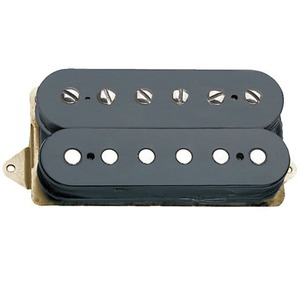 Dimarzio DP155 Tone Zone - Standard Spacing - Black