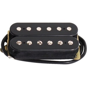 Dimarzio DP193 Air Norton - F Spacing - Black