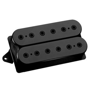 Dimarzio DP215 Evo 2 Bridge - Standard Spacing - Black