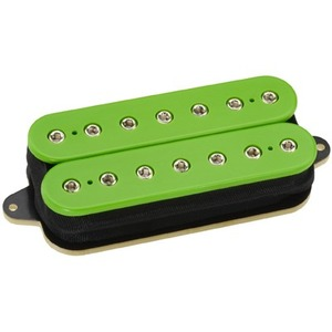 Dimarzio DP704 Evolution - 7 String - Green