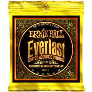 Ernie Ball Everlast Coated Acoustic Strings - 11-52