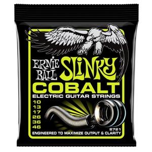 Ernie Ball Cobalt Regular Slinky Electric Guitar Strings - 10-46
