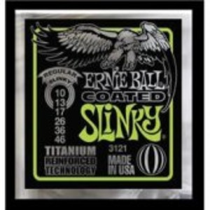 Ernie Ball 3121 Coated Electric Strings - 10-46
