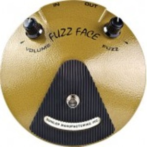 Jim Dunlop EJF1 Eric Johnson Signature Fuzz Face