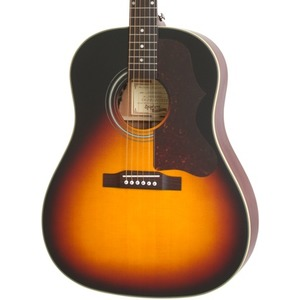 Epiphone Masterbilt AJ45ME Electro Acoustic - Satin Vintage Sunburst