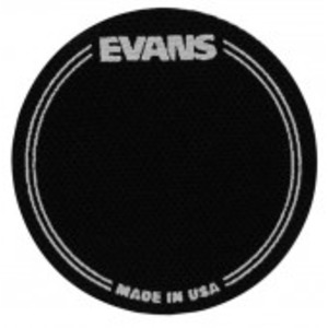 Evans EQ Patch Black Nylon - Single