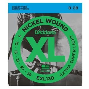 D'addario EXL130 Electric Extra Super Light 8-38