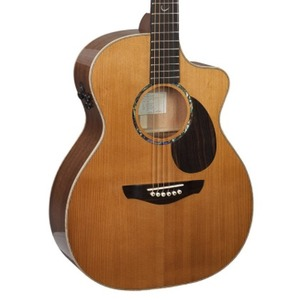 Faith Earth Legacy Mahogany Cutaway Electro Acoustic