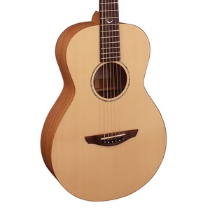 Faith Naked Series FKM Mercury Parlour Acoustic Guitar