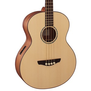 Faith FTNE Titan Neptune Electro Acoustic Bass Guitar