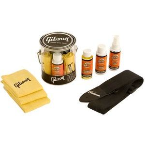 Gibson Bucket Guitar Care Kit
