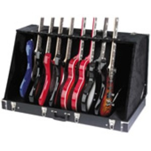 Stagg Guitar Stand Case - 8 Way