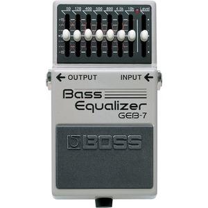 Boss GEB7 Bass 7 Band EQ
