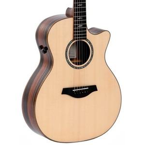 Sigma GECE3+ Modern Series Electro Acoustic - Macassar Ebony