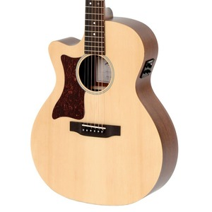 Sigma GMCSTE Grand Cutaway Electro Acoustic - LEFT HANDED
