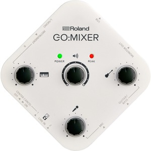 Roland GO:MIXER - Mixer/Interface for Smartphones